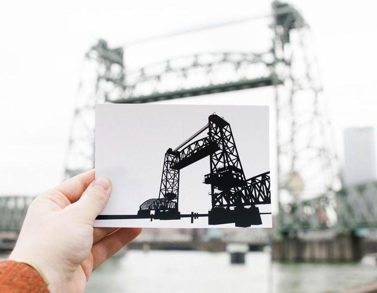 Rotterdam Icons - WUUDY