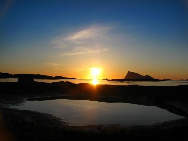 What is the Midnight Sun? Learn about the Midnight Sun in Scandinavia and find out how to experience the Midnight Sun when you travel.