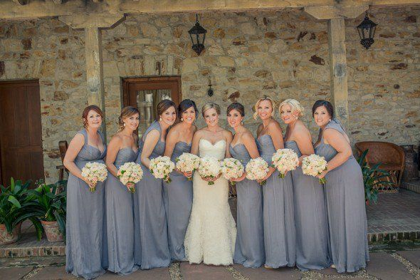 Rustic Elegant Wedding At Holman Ranch