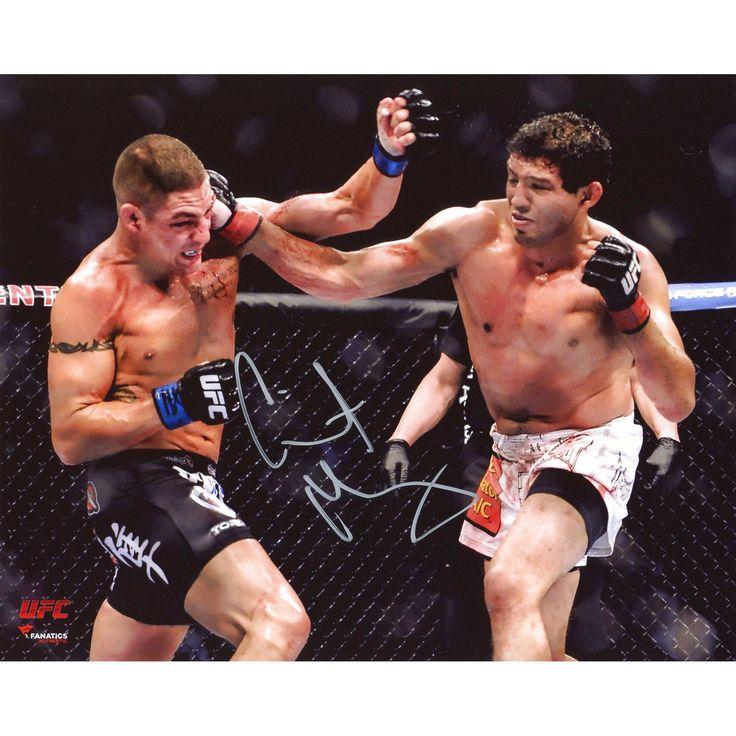 "Gilbert Melendez Ultimate Fighting Championship Fanatics Authentic Autographed 8"" x 10"" Horizontal Punching Photograph - $39.99"