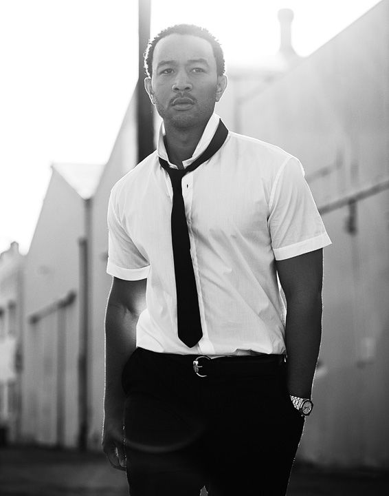 John Legend. Beautiful man and beautiful voice