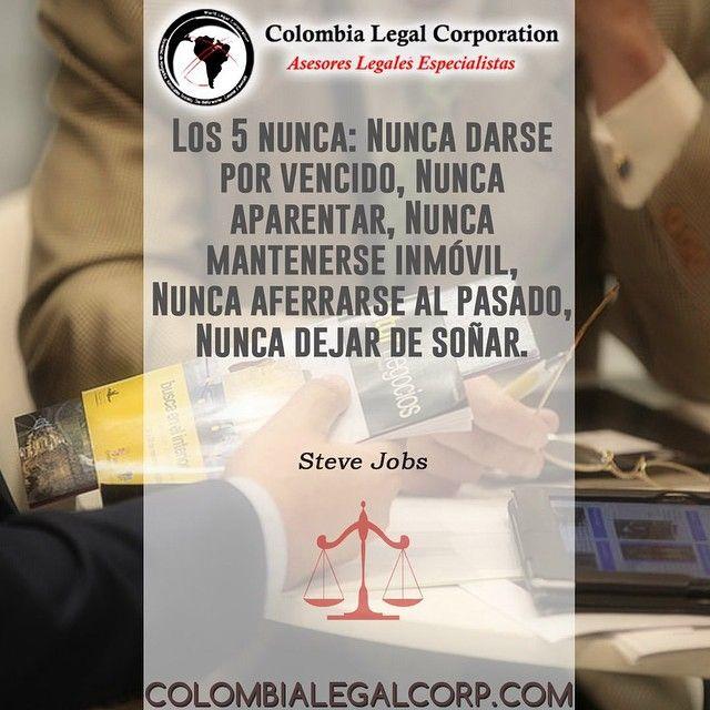 Atentos con estas 5 cosas que Nunca debes permitirte! Feliz día #Colombia. #FraseInspiradora #CrecimientoPersonal #Emprender