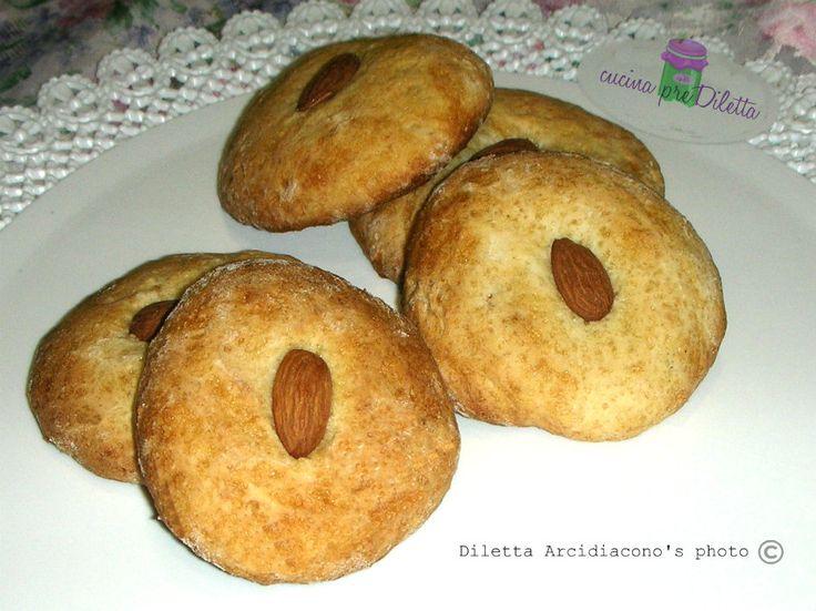 'nZuddi, ricetta biscotti siciliani