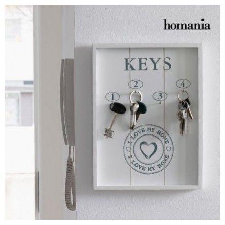 Avainteline I Love My Home by Homania