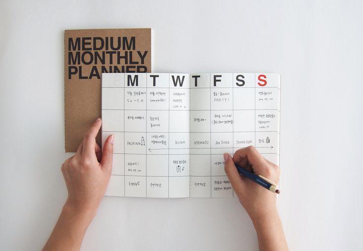 Planner#monthlyplanner#jstory
