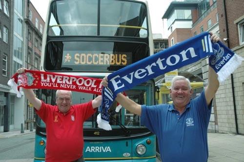 Liverpool-Everton: La enemistad del 'Merseyside' derby: http://www.elenganche.es/2012/04/liverpool-everton-la-enemistad-del-merseyside-derby.html