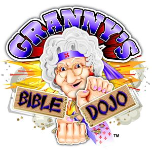 Granny Bible Dojo can help kids karate chop their way to learning the books of the Bible!  How cool is that?