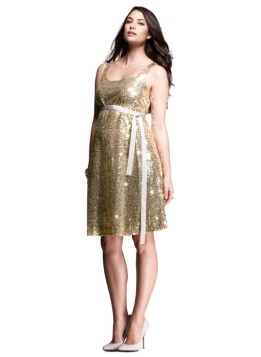Oh how I want this maternity dress for my baby shower!  If only it wasn't $$$