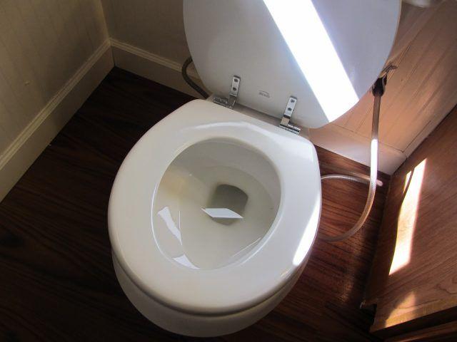 Премахнете ръждата по тоалетната чиния за 15 минути!