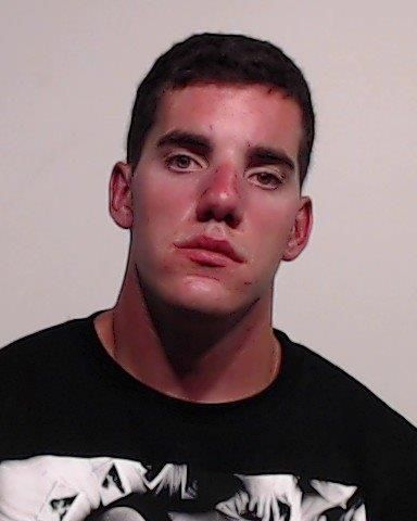"""Trevor Garowey is wanted on a provincial wide warrant for Breach of Probation 15/12/10  Full Name:  Trevor W Garowey   Warrant Issued:  2015-12-03  Date of Birth:  1995-08-12  Ethnicity:  caucasian  Gender:  male  Hair Colour:  brown  Eye Colour:  hazel  Height:  180cm, 5' 10""""  Weight:  68 kg, 150 lbs  Police File Reference:  2013-7459"""