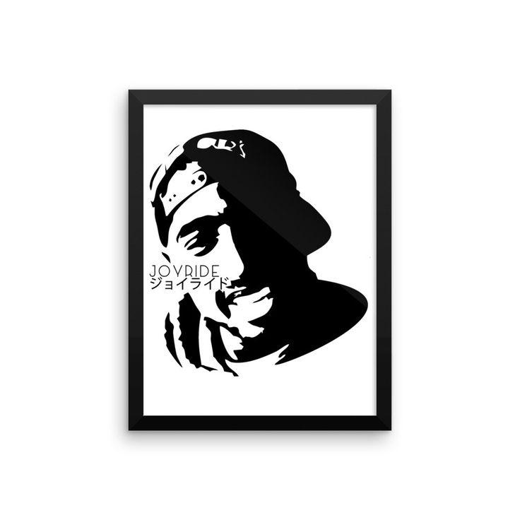 Joy Ride Tupac Poster