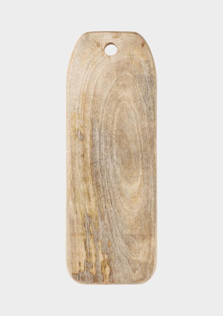 MANGO WOOD BREAD BOARDS by TOAST
