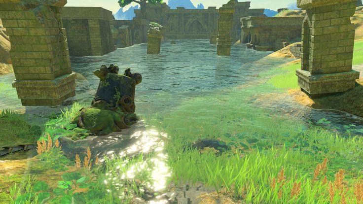 The Legend of Zelda : Breath of the Wild - Official HD screenshot/wallpaper - Zelda Wii U / NX   #ZeldaBotW #ZeldaBreathoftheWild #2017