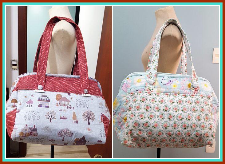 Bolsa De Tecido Passo A Passo Como Fazer : Ideias sobre fazer flores de tecido no