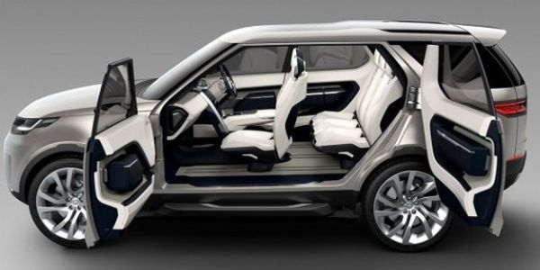 new land rover discovery 2016 - Google Search