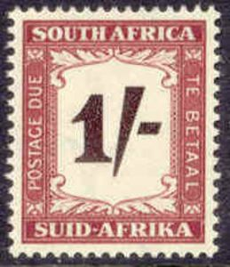Stamp: Figure (South Africa) (Postage Due) Mi:ZA P44,Yt:ZA T41
