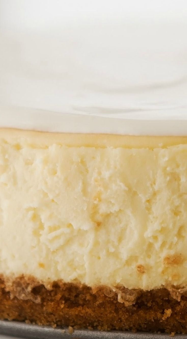 Perfect Cheesecake Recipe ~ This is simply the best, most wonderful cheesecake ever... It is based on a master recipe, from the master of baking herself, Dorie Greenspan.