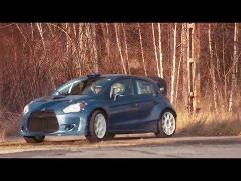 ps: MITSUBISCHI R5 WRC TEST + REVIEW MITSUBISCHI BACK ...