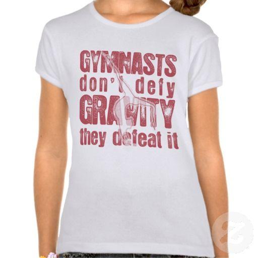 Children's Gymnastics T-shirt