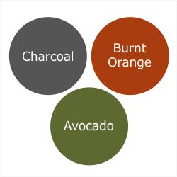 How To Wear Charcoal For A Shaded Autumn (Deep Autumn)
