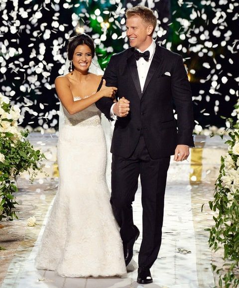 The Bachelor alums Sean Lowe and Catherine Giudici celebrated their third wedding anniversary with sweet messages to each other — read what they said