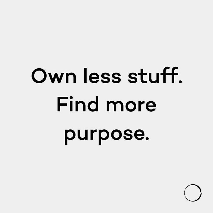 131 best minimalist living quotes images on pinterest for Minimalist living with less stuff