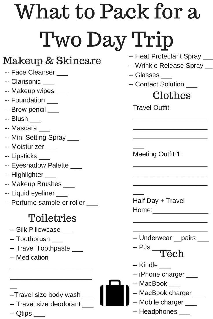 What To Pack For A Quick Two Day Trip Travel Lifestyle Blogger Weekend Getaway Packing List Weekend Trip Packing Business Trip Packing List