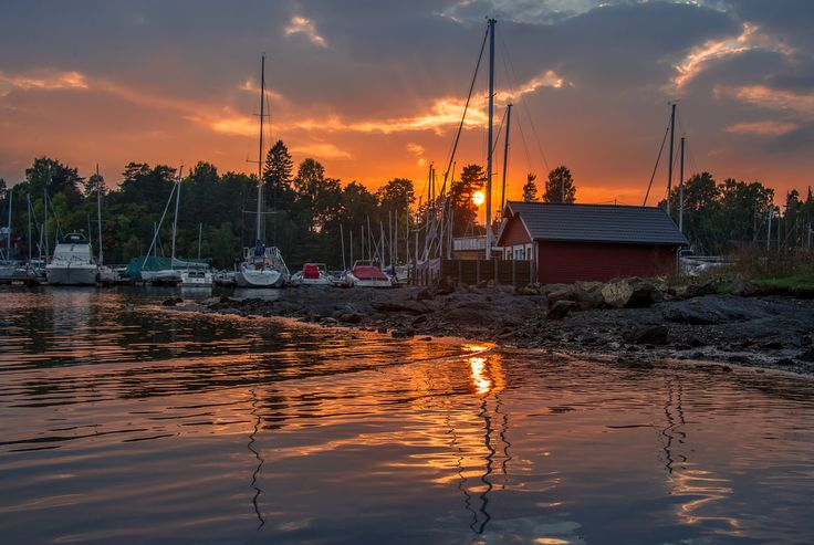 Resting Boats by Jørn Allan Pedersen on 500px