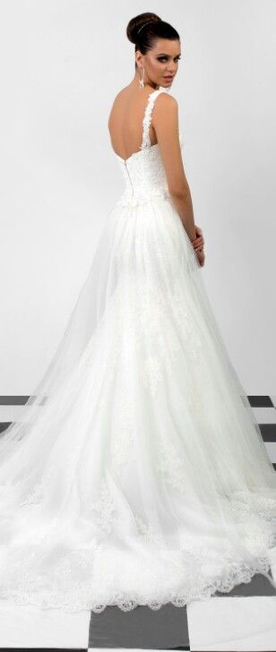 Alexandra, Love Me Forever bridal collection, BIEN SAVVY 2015