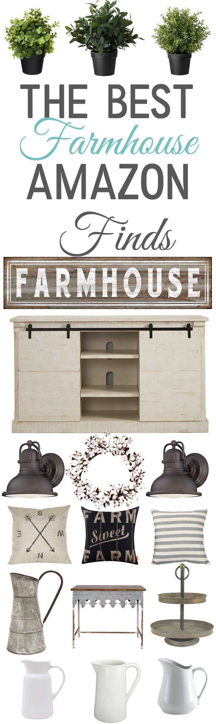 The Best Farmhouse Finds From Amazon