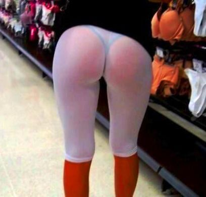 how to know if your leggings are see through