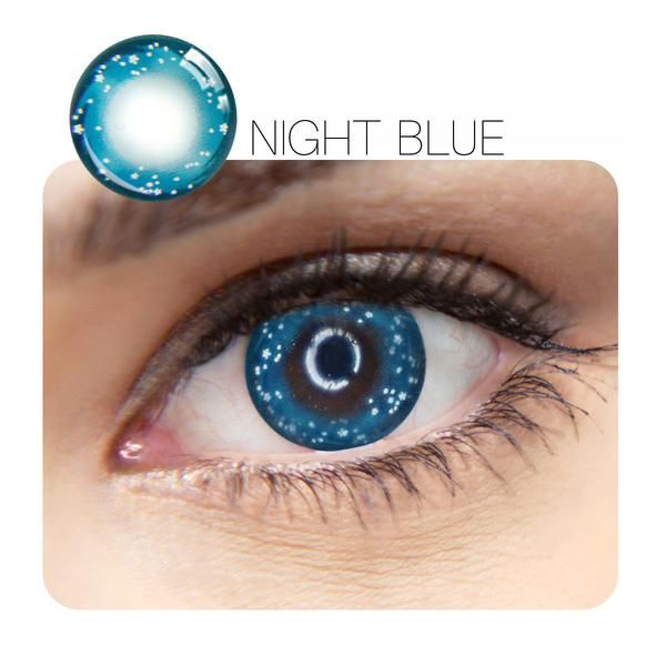 Night 2 Colors 14 2mm 1 Pair 12 Month Contact Lenses Free Shipping Contact Lenses Contact Lenses Colored Circle Contact Lenses