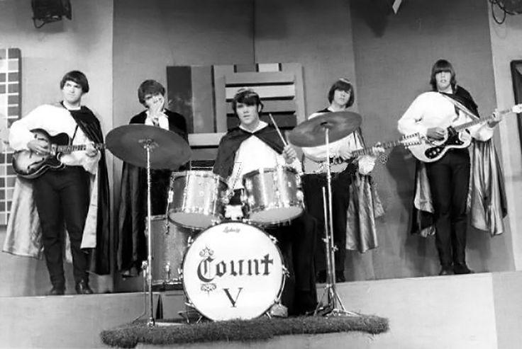 Psychotics Count Five 1966 Nuggets Pebbles