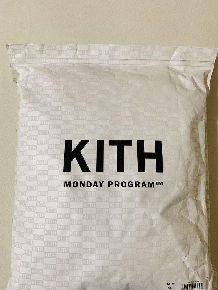 KITH MONDAY PROGRAM KITH X KRINK HOODIE fashion