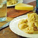 Varenyky, pasta fresca