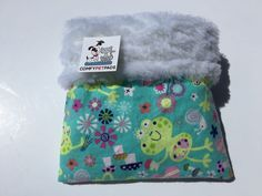 Pocket Pet Bed, Hedgie Bag, Small Animal Sleeping Bag, Snuggle Sack, Carrier Bag, Guinea Pig, Hamster Bedding, Cuddle Bag, Small Animal by ComfyPetPads on Etsy