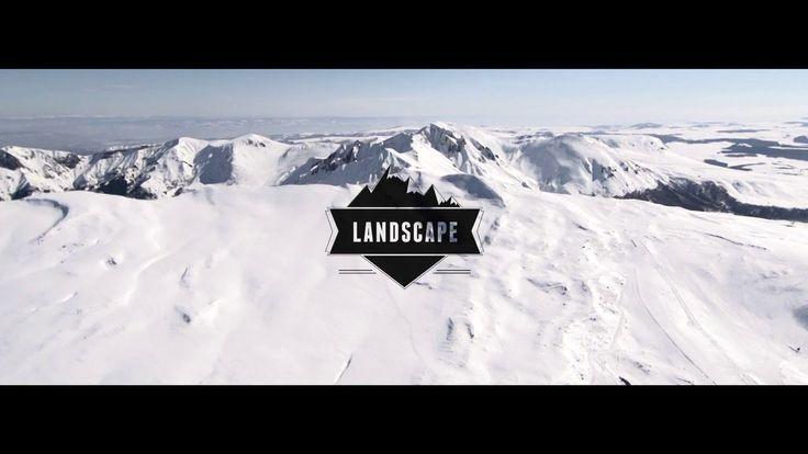 Auvergne : Compilation de paysages, hiver 2013. Behind the scene en tournage FS 700 / ski / ULM et Time Lapses riothouseprod.com