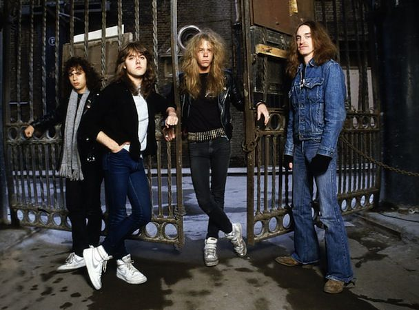 Metallica from best to worst (stereogum).  Not indie rock but it brings back a lot of memories!