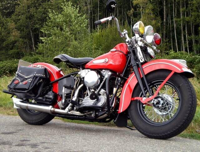 Old Harley Davidson: Old Vintage Pictures Of Harley Davidson