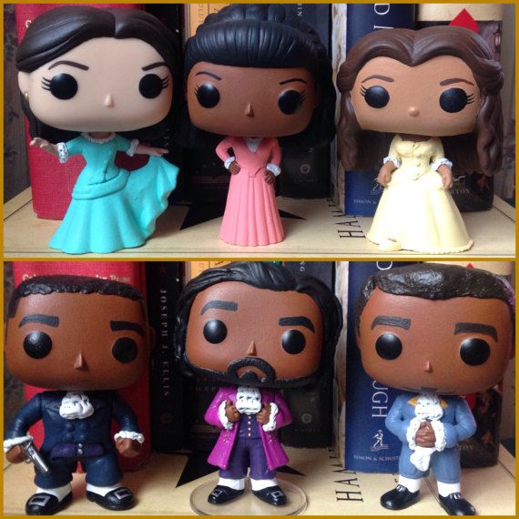 Who lives? Who dies? Who tells your story? Hamilton: An American Musical has taken Broadway by storm. Now, you can take home your own version of one of the characters as a Funko POP! Vinyl! Choose among several different characters and designs: Alexander Hamilton: Choose between two styles
