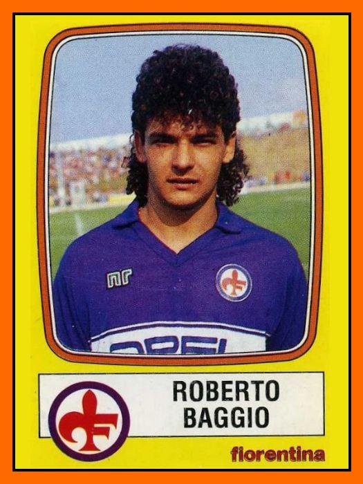 Old School Panini: Non È Un Miraggio ! Roberto Baggio