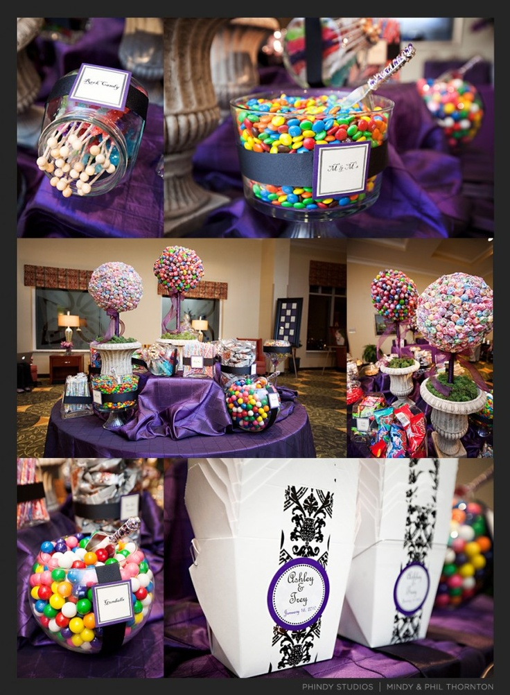 30 of the Best Candy/ Sweet Bar Party Ideas  (add monogrammed #candy. #diy $7.00 #printables. www.customweddingprintables.com)