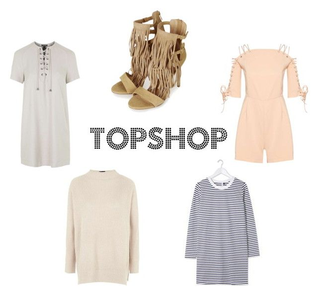 Topshop 'New In' by shannagh-harte on Polyvore