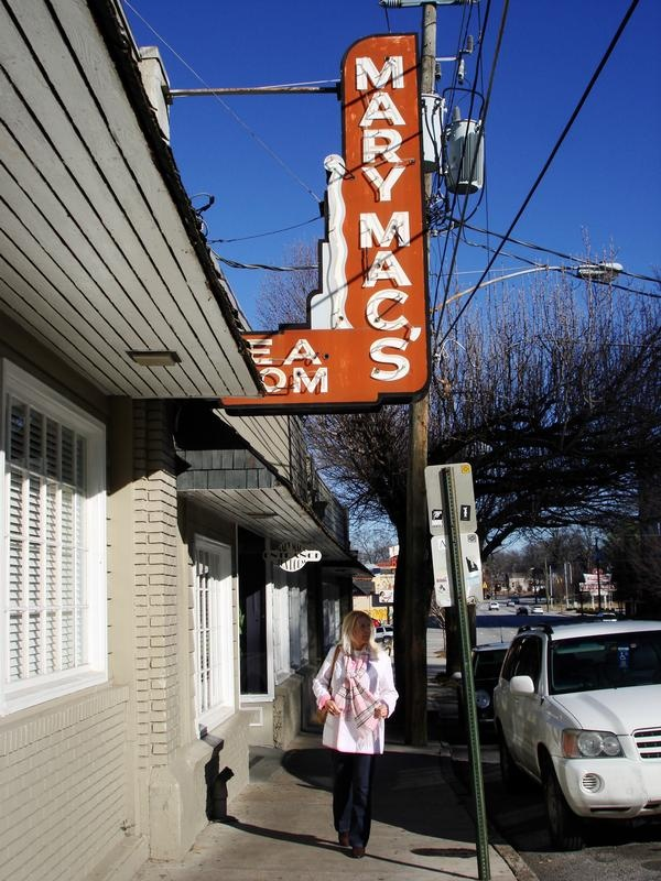 Mary Mac's Tea Room, Atlanta. - My absolute favorite restaurant :)