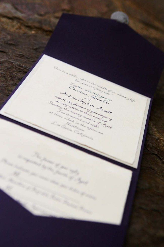 top wedding invitations016%0A This is a wonderfully subtle way to fit a theme into our wedding  can you  guess what it is
