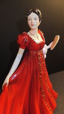 Royal Doulton Eleanor 2015 Figure of the Year HN5725  New In Box