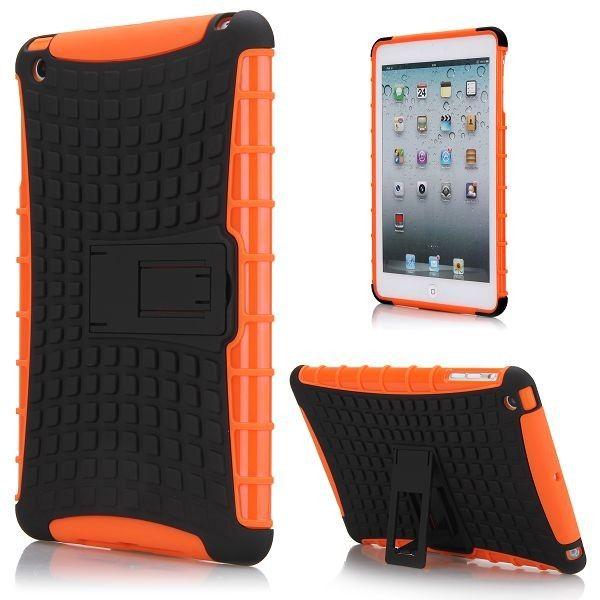Neutronic Kick-Stand (Orange) iPad Mini Cover