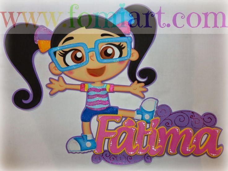 Mejores 124 imgenes de Fomiart en Pinterest  Goma eva Murales y