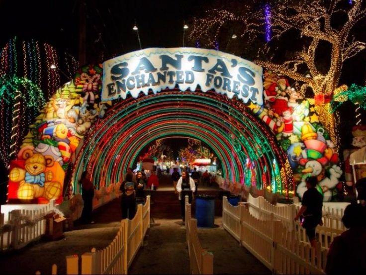 Santa's Enchanted Forest, Miami