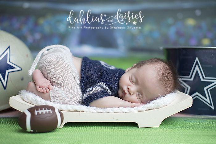 Plano Newborn Photographer, dallas newborn photographer, dallas cowboys, newborn boy